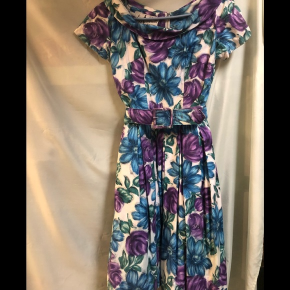 Suzy Perette Dresses & Skirts - Gorgeous Suzy Perrette rockabilly dress